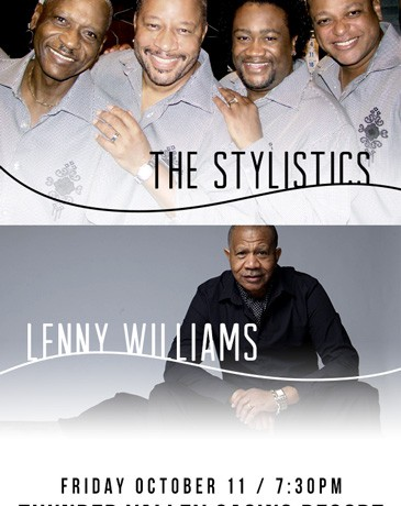 The Stylistics & Lenny Williams