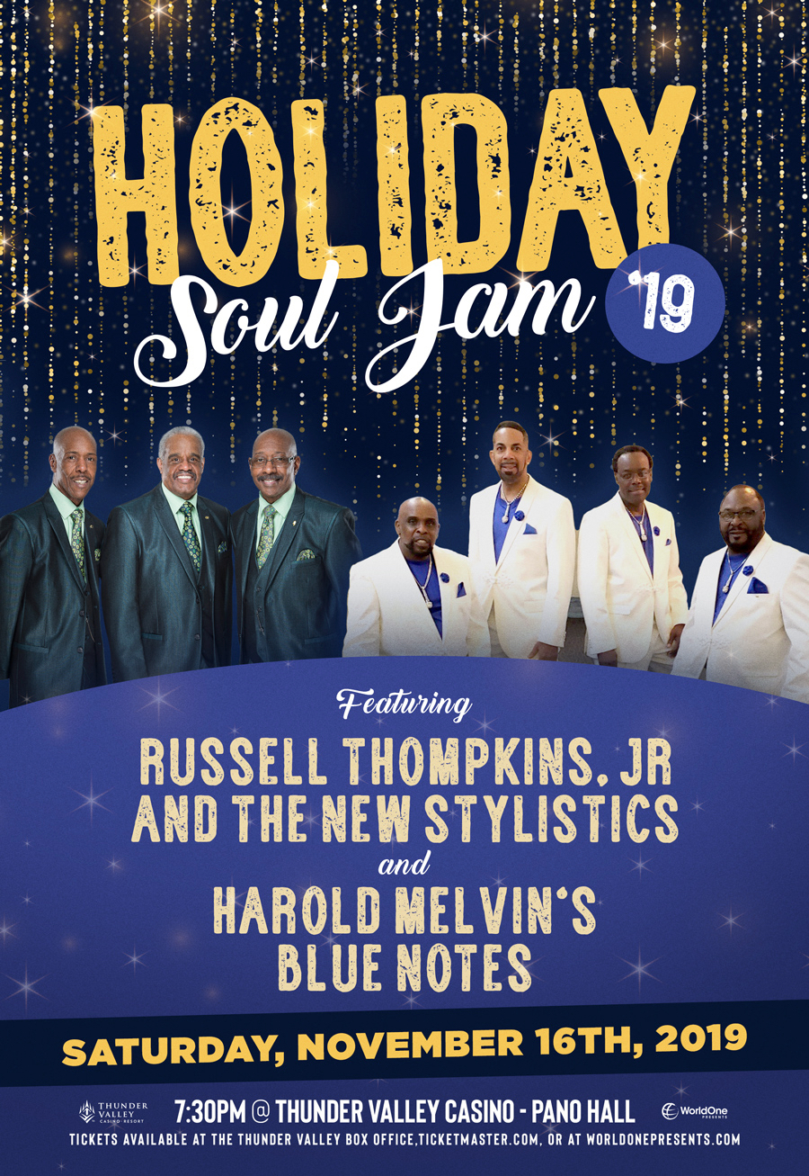 Holiday Soul Jam '19