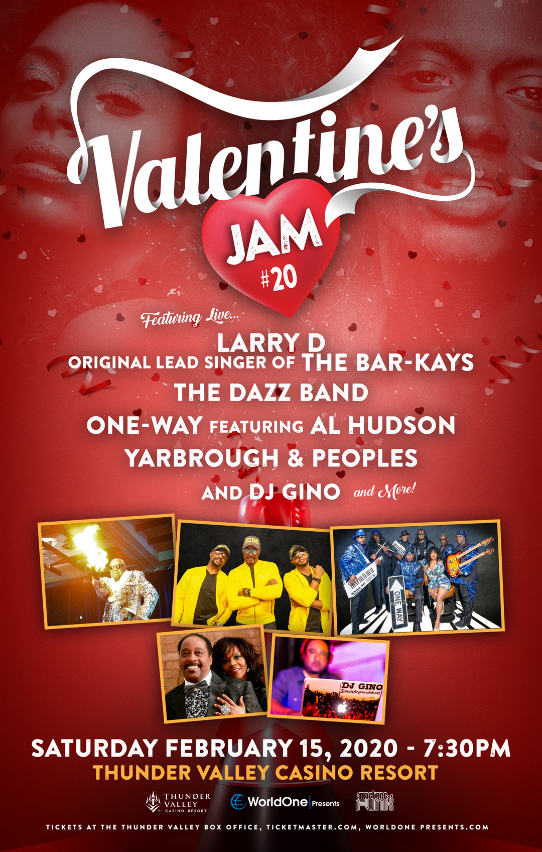 Valentine's Jam 2020
